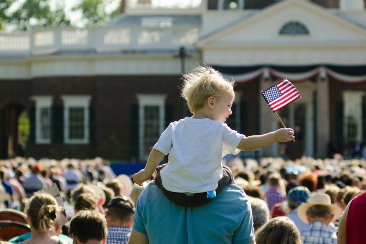 July 4th at Monticello | Thomas Jefferson's Monticello