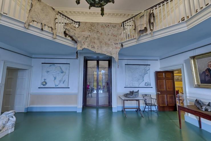 Gallery Of The Monticello S Main House Thomas Jefferson S Monticello