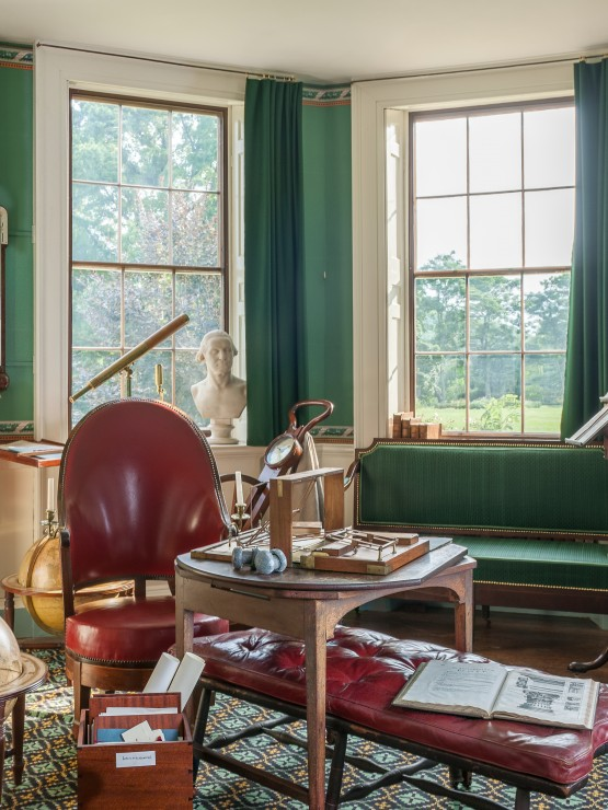 I Rise with the Sun | Thomas Jefferson's Monticello