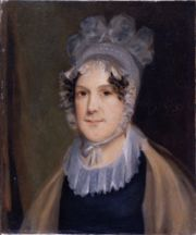 Martha Jefferson Randolph. Thomas Jefferson Foundation, Inc. Photography by Edwa