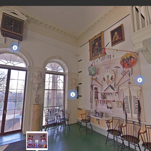 Virtual Tours of Monticello | Thomas Jefferson's Monticello