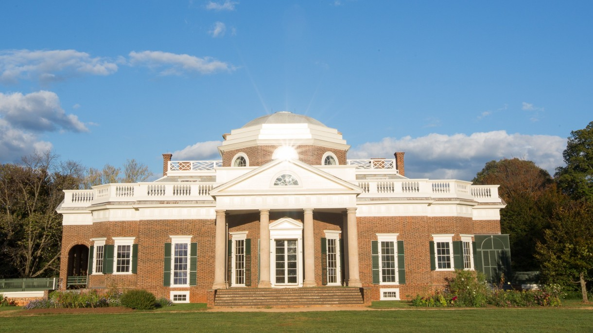 Tickets & Tours | Thomas Jefferson's Monticello on