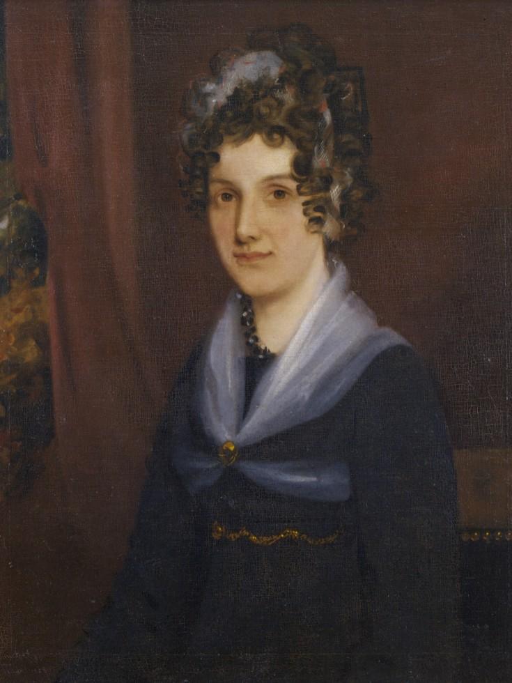 Portrait of Ann Cary Bankhead